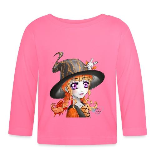 Miss Halloween - T-shirt manches longues Bébé