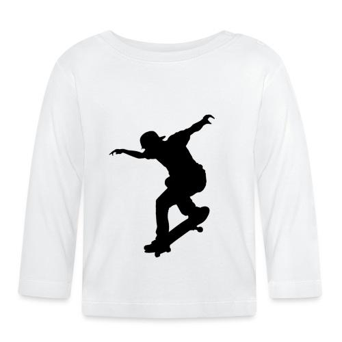 Skater - Maglietta a manica lunga per bambini