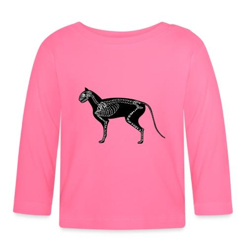 Skelet van de kat - T-shirt