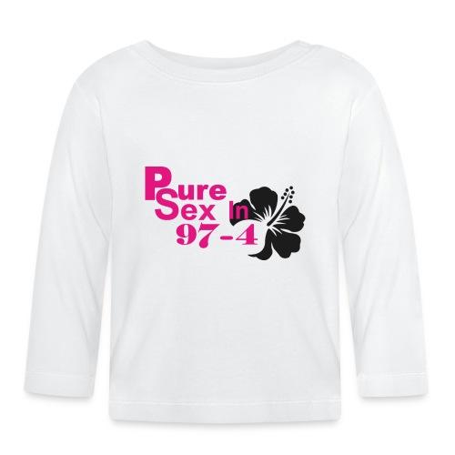 974 pur esex 02 - T-shirt manches longues Bébé