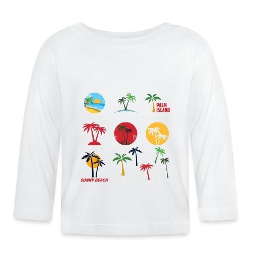 Summer - Långärmad T-shirt baby