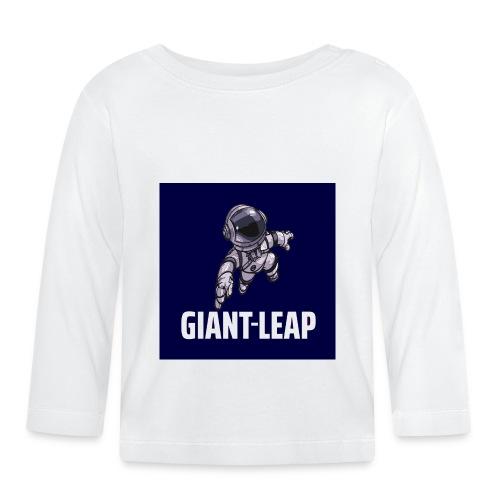 GiantLeap Astronaut - Baby Long Sleeve T-Shirt