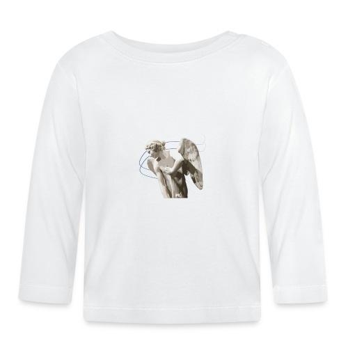 Angelo custode 1 - Maglietta a manica lunga per bambini