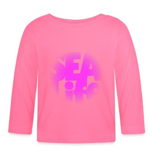 Sealife surfing tees, clothes and gifts FP24R01B - Vauvan pitkähihainen paita