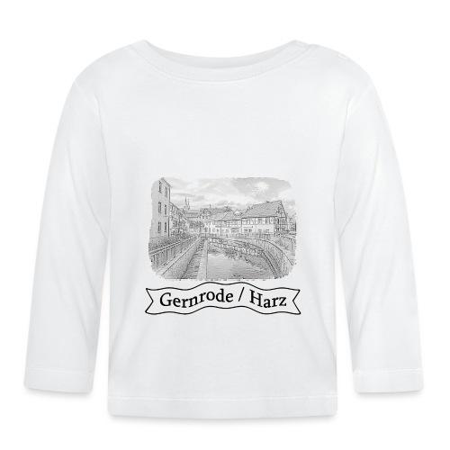 gernrode harz spittelteich 2 - Baby Langarmshirt