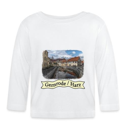gernrode harz spittelteich 1 - Baby Langarmshirt