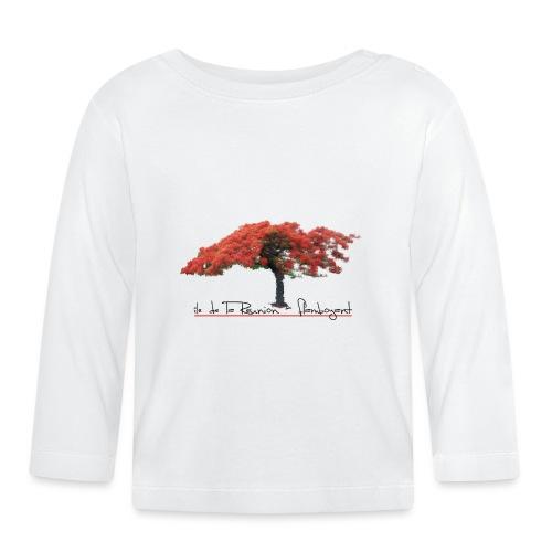 Flamboyant - T-shirt manches longues Bébé
