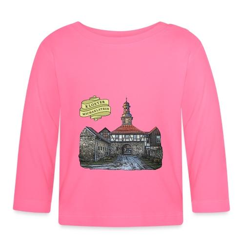 kloster michaelstein blankenburg 1 - Baby Langarmshirt