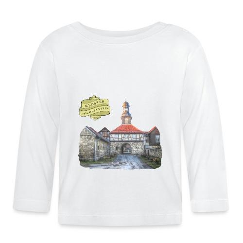 kloster michaelstein blankenburg 3 - Baby Langarmshirt