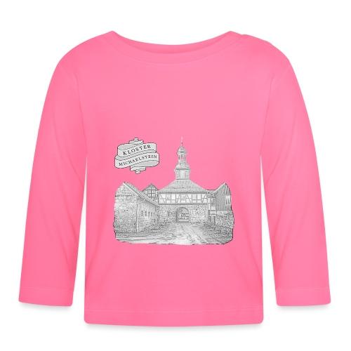 kloster michaelstein blankenburg 2 - Baby Langarmshirt