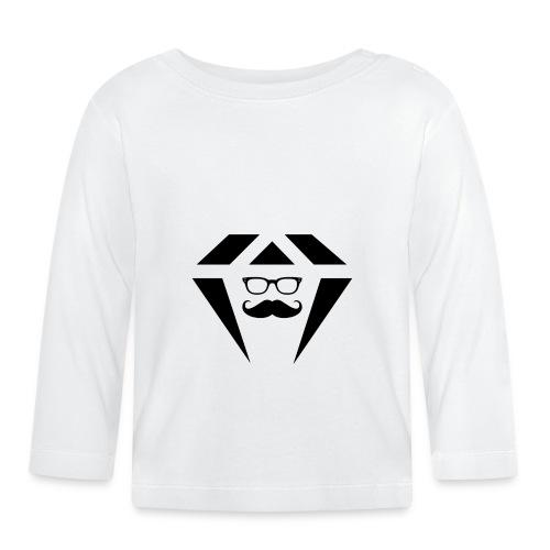 J.O.B Diamant Guy - Baby Langarmshirt