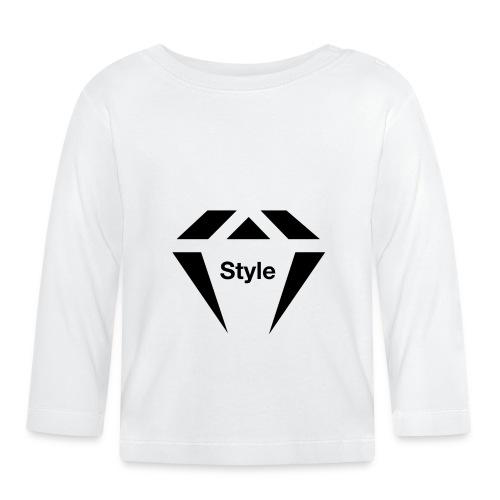 J.O.B Diamant Style - Baby Langarmshirt
