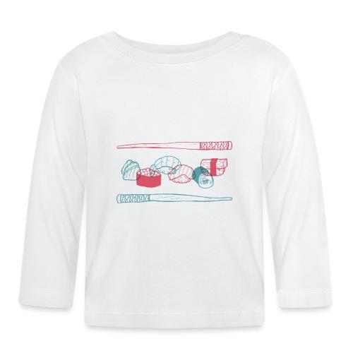 Sushi - Baby Langarmshirt