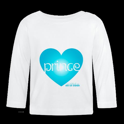 PRINCE - Vauvan pitkähihainen paita