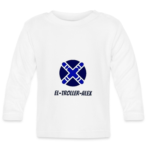DISEÑO EL TROLLER ALEX EVO - Camiseta manga larga bebé
