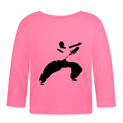 kung fu - Baby Long Sleeve T-Shirt