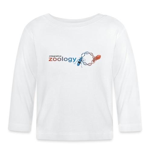 Integrative Zoology Department Logo (bright) - Baby Long Sleeve T-Shirt