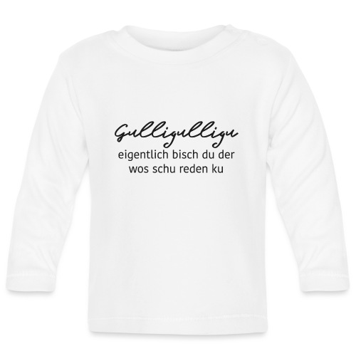 gulligulligu - Baby Langarmshirt