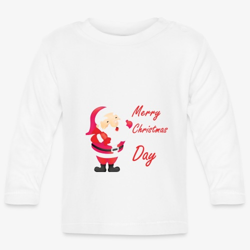 Merry Christmas Day Collections - T-shirt manches longues Bébé
