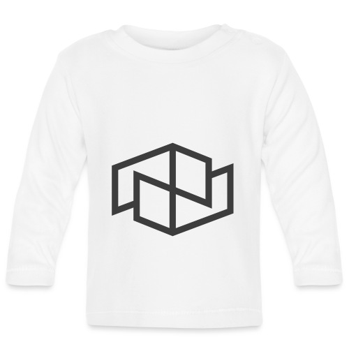 Shapes - Baby Langarmshirt