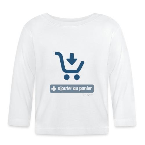 Ajouter au panier - T-shirt manches longues Bébé