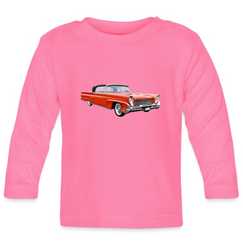 Red Classic Car - T-shirt