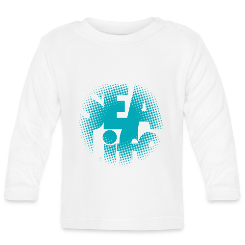 Sealife surfing tees, clothes and gifts FP24R01A - Vauvan pitkähihainen paita