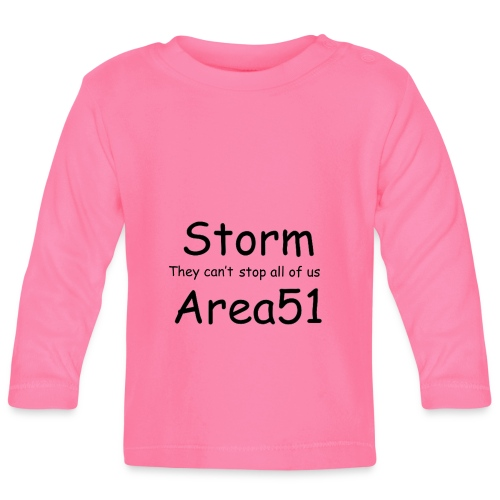 Storm Area 51 - Baby Long Sleeve T-Shirt