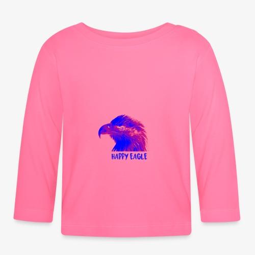 happy eagle - T-shirt manches longues Bébé