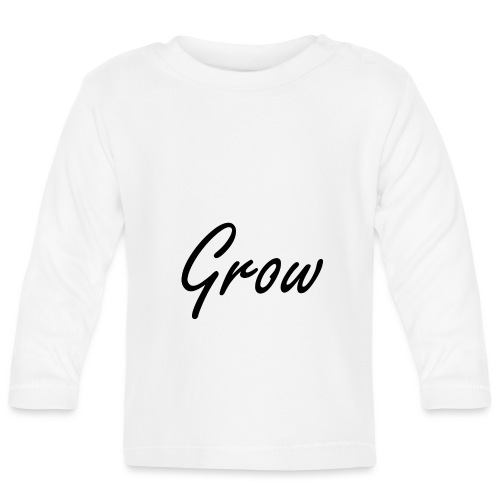 Grow - Baby Langarmshirt
