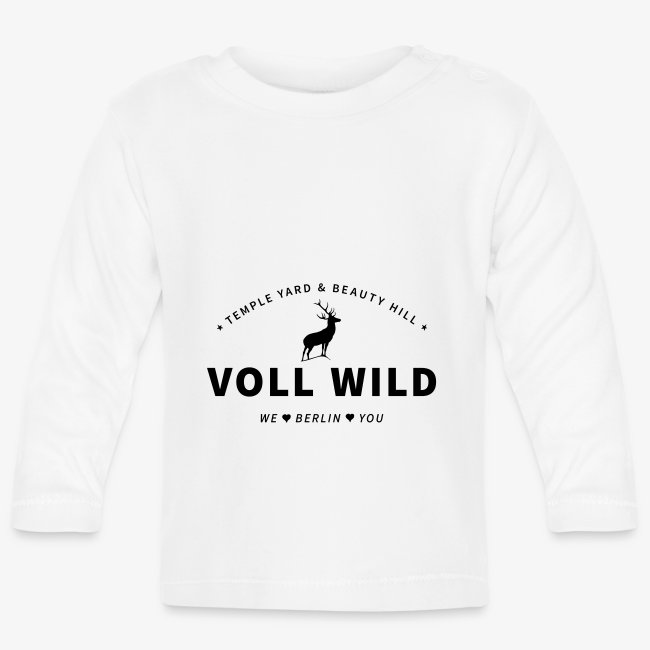 Voll wild // Temple Yard & Beauty Hill