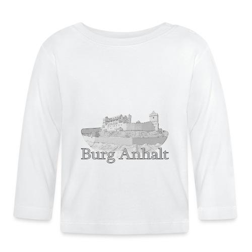 burg anhalt 2 - Baby Langarmshirt