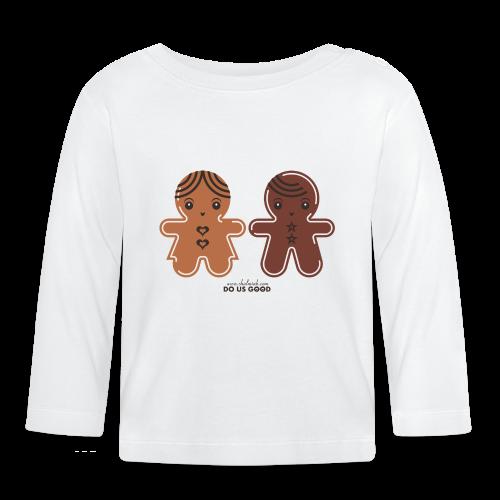 GINGERBREADS - Vauvan pitkähihainen paita