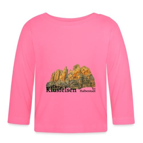 klusfelsen bei halberstadt 3 - Baby Langarmshirt