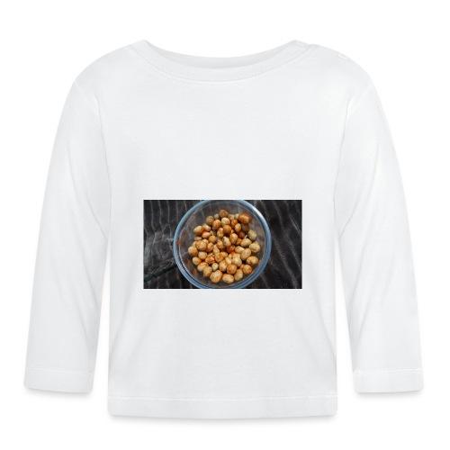 Cacahuate - Camiseta manga larga bebé