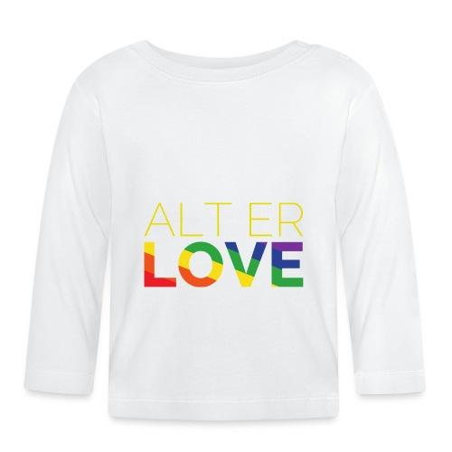 Alt er Love | SKAM | LGBT | Pride - Baby Langarmshirt