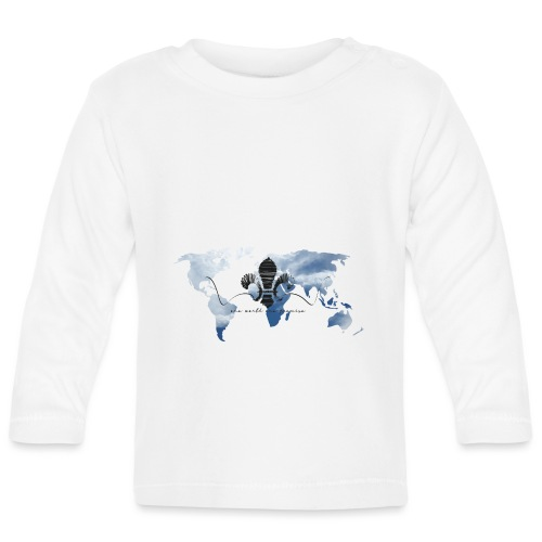 One World One Promise - Baby Langarmshirt