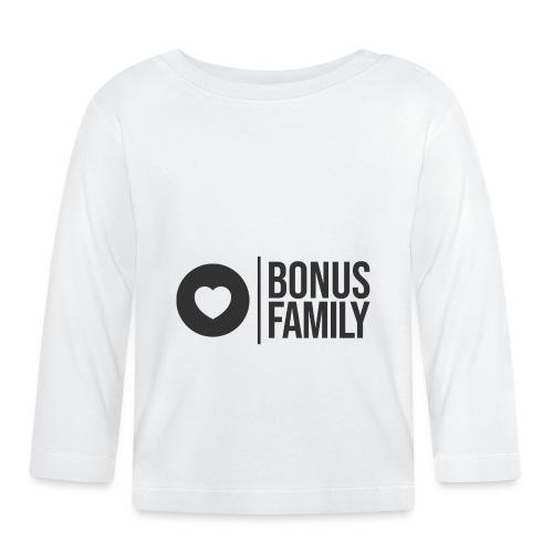 Bonus Family Design and Marketplace - Vauvan pitkähihainen paita