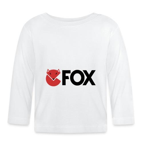 fanny Fox shirt - T-shirt manches longues Bébé