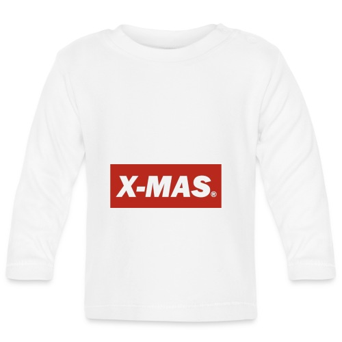 X Mas - Baby Long Sleeve T-Shirt