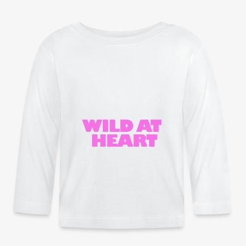 Wild at Heart - Baby Langarmshirt