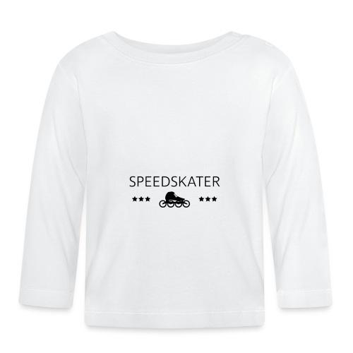 Speedskater - Baby Langarmshirt