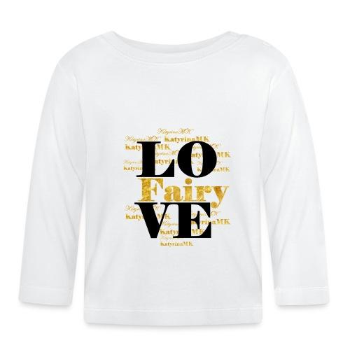 KatyrinaMK Love - Baby Langarmshirt