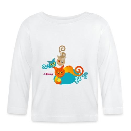 Chatons Dousig - T-shirt manches longues Bébé