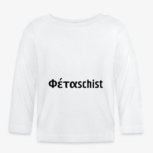 Phetaschist griechisch - Baby Langarmshirt