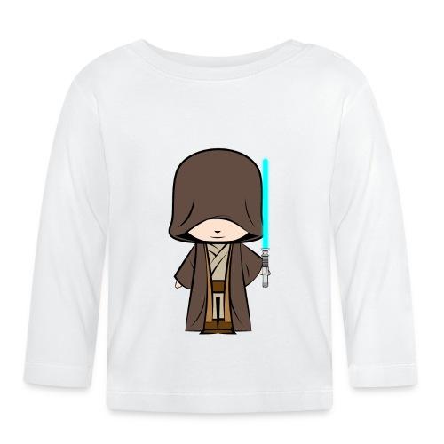 Jedi_Generique - T-shirt manches longues Bébé