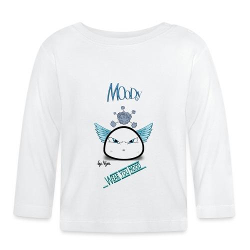 MOODY ANGEL - Maglietta a manica lunga per bambini