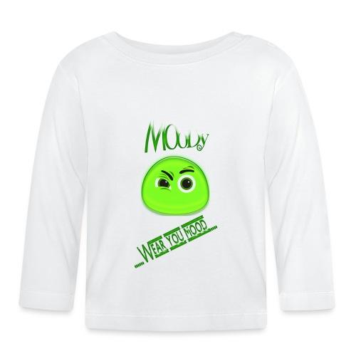 MOODY GOSTH - Maglietta a manica lunga per bambini