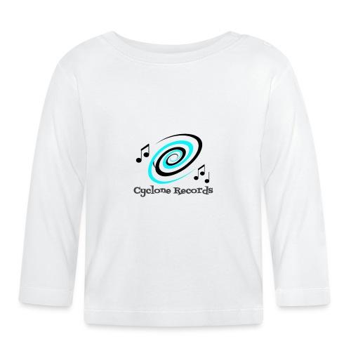 cyclone trans - Baby Long Sleeve T-Shirt