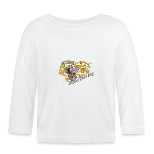T-Shirt DEVOTEDMC SUPPORTSHOP10005 - Langarmet baby-T-skjorte